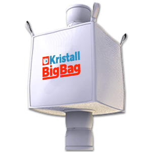 BIG BAG COM VÁLVULAS